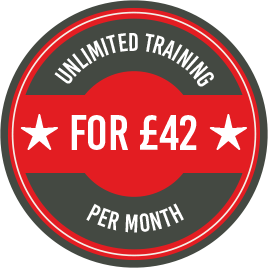 Unlimited training for £40 per month
